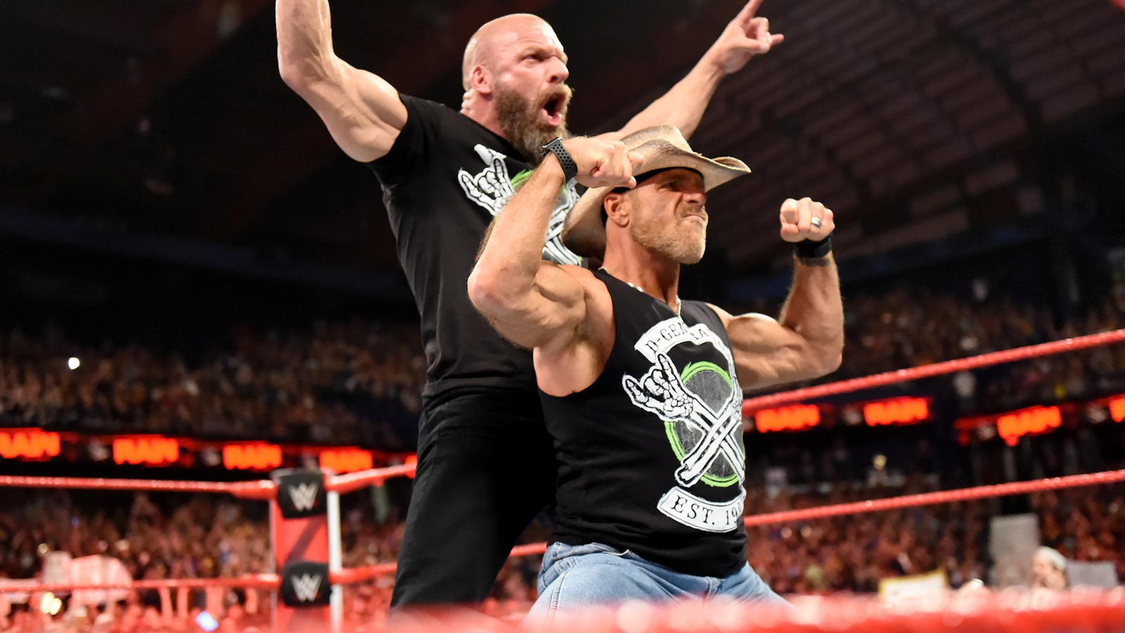 WWE Monday Night RAW 08.10.2018