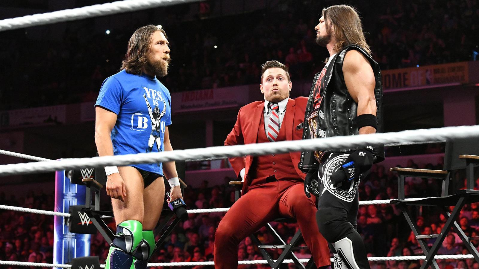 WWE SmackDown LIVE: 09.10.2018