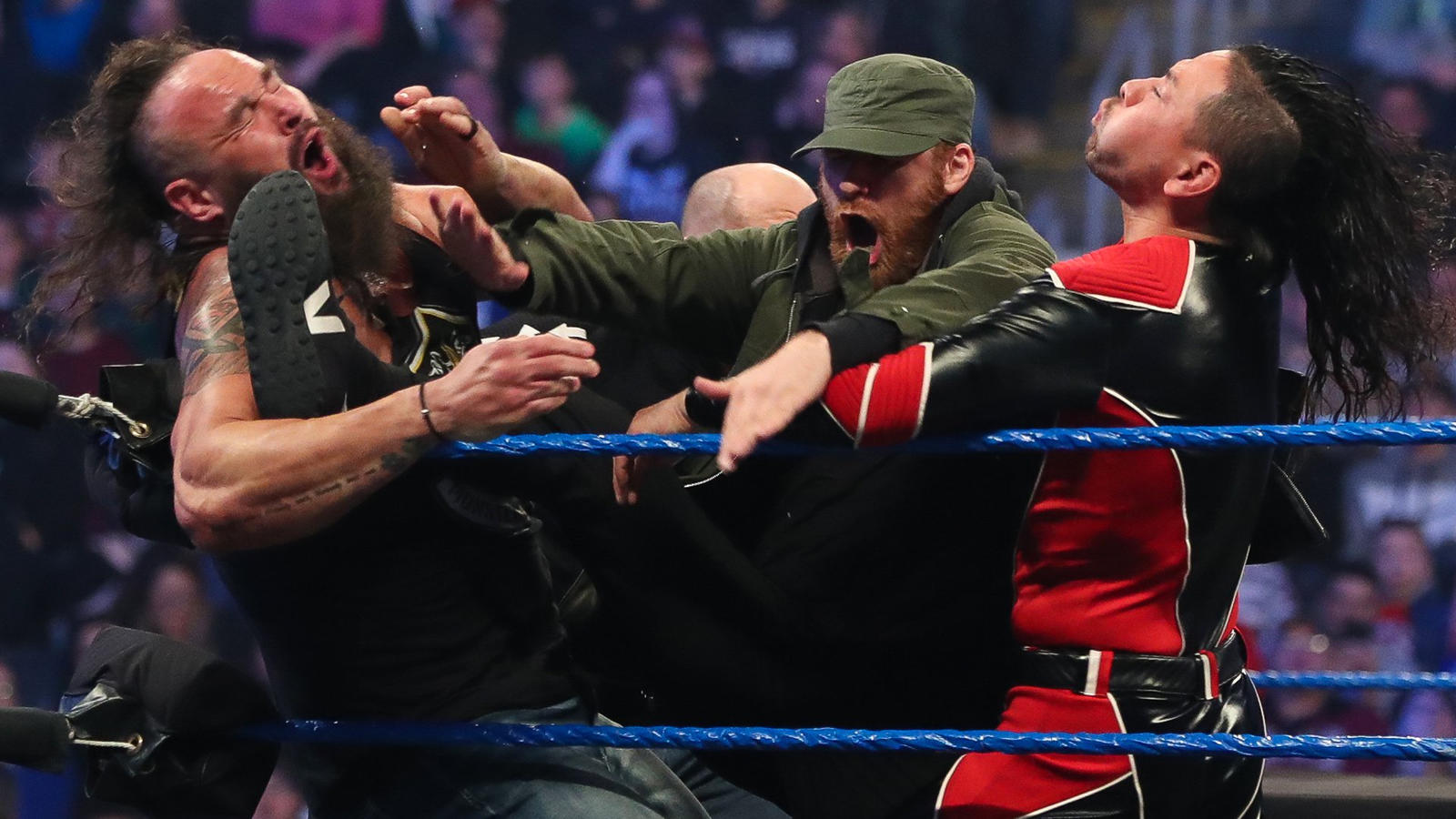 WWE Friday Night Smackdown Full Results: February 28, 2020 3