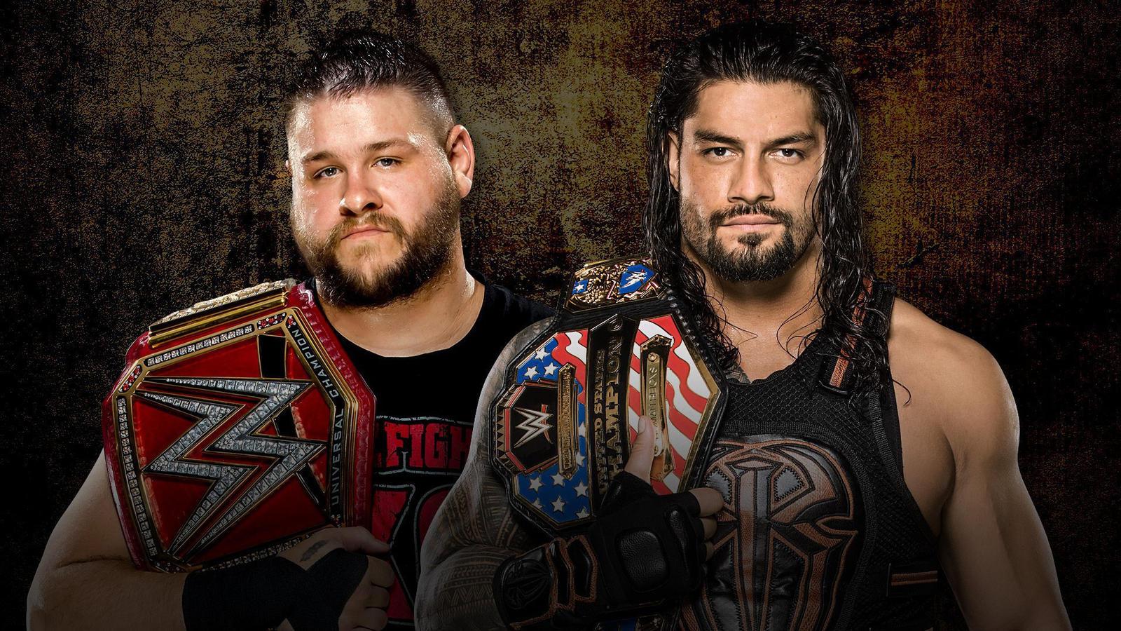 Roman Reigns pode derrotar Kevin Owens no WWE Roadblock