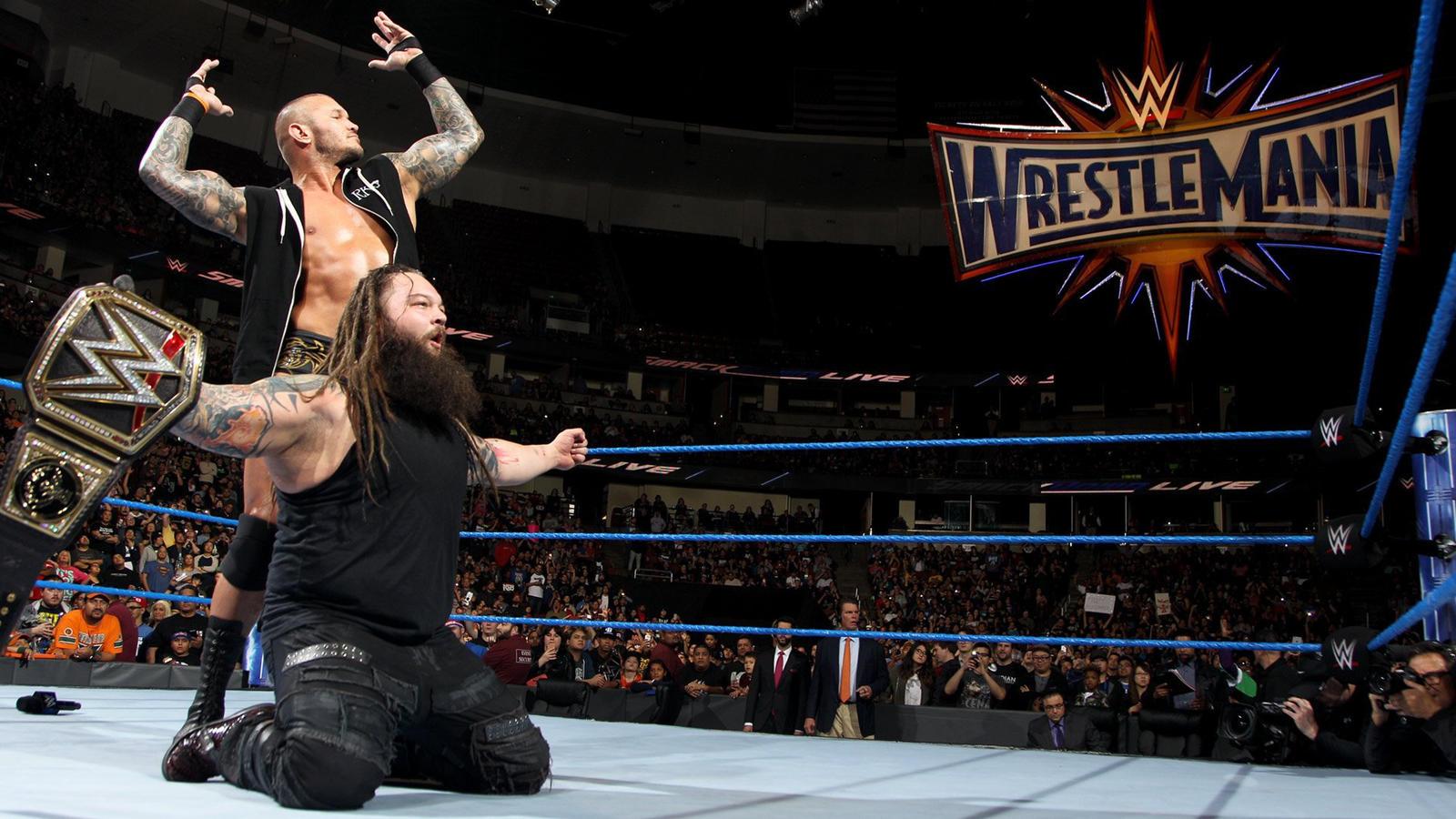 Будущее чемпионства WWE на Рестлмании