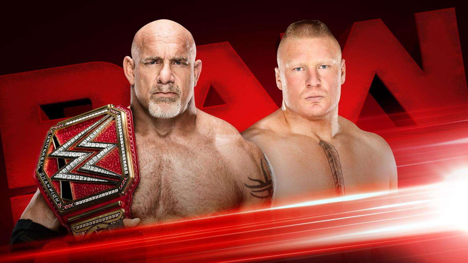 Combate anunciado para o RAW de hoje à noite