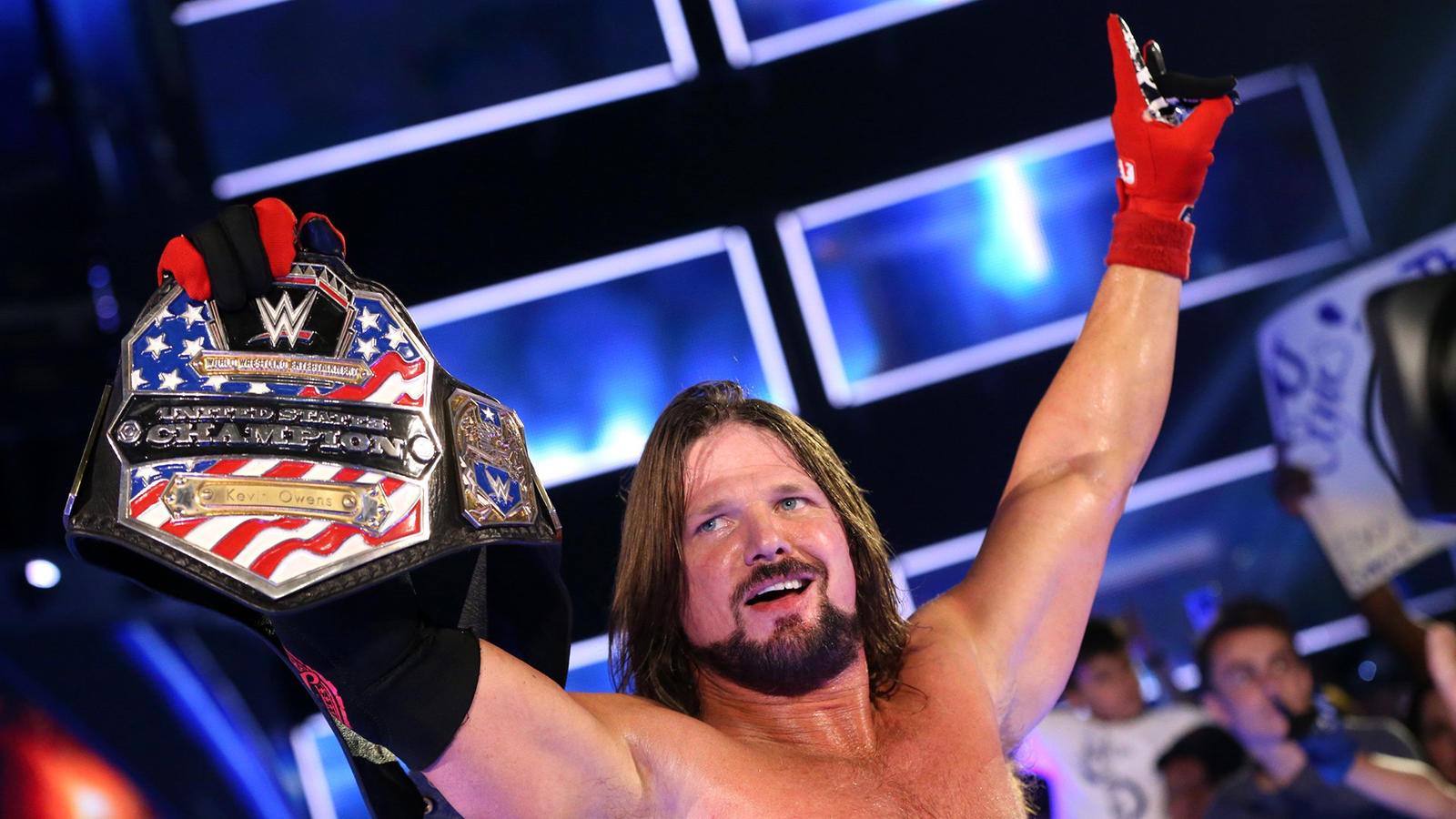 WWE SmackDown LIVE results, July 25, 2017: Styles spoils Jericho's return and KO's reign, regains United States Title