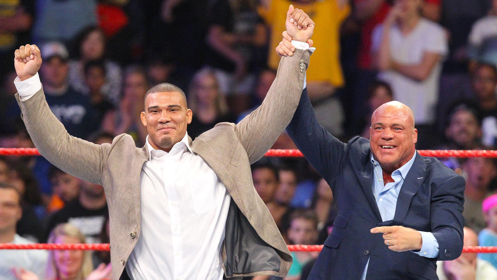 WWE Raw Results, July 17, 2017: Kurt Angle reveals that Jason Jordan is his son