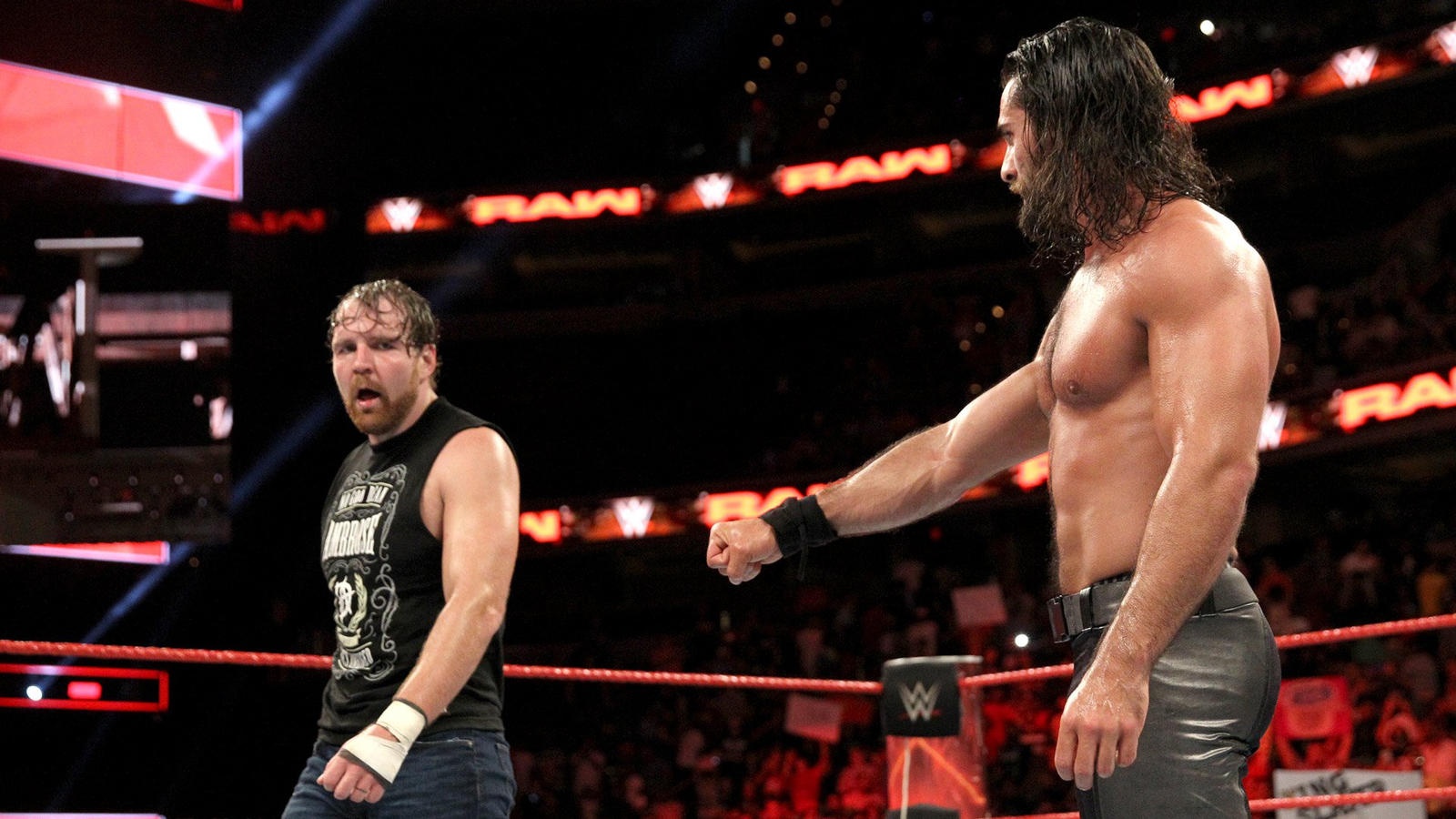 WWE Raw results, July 24, 2017: Are Rollins and Ambrose Poised To Reignite Their Shield Alliance?
