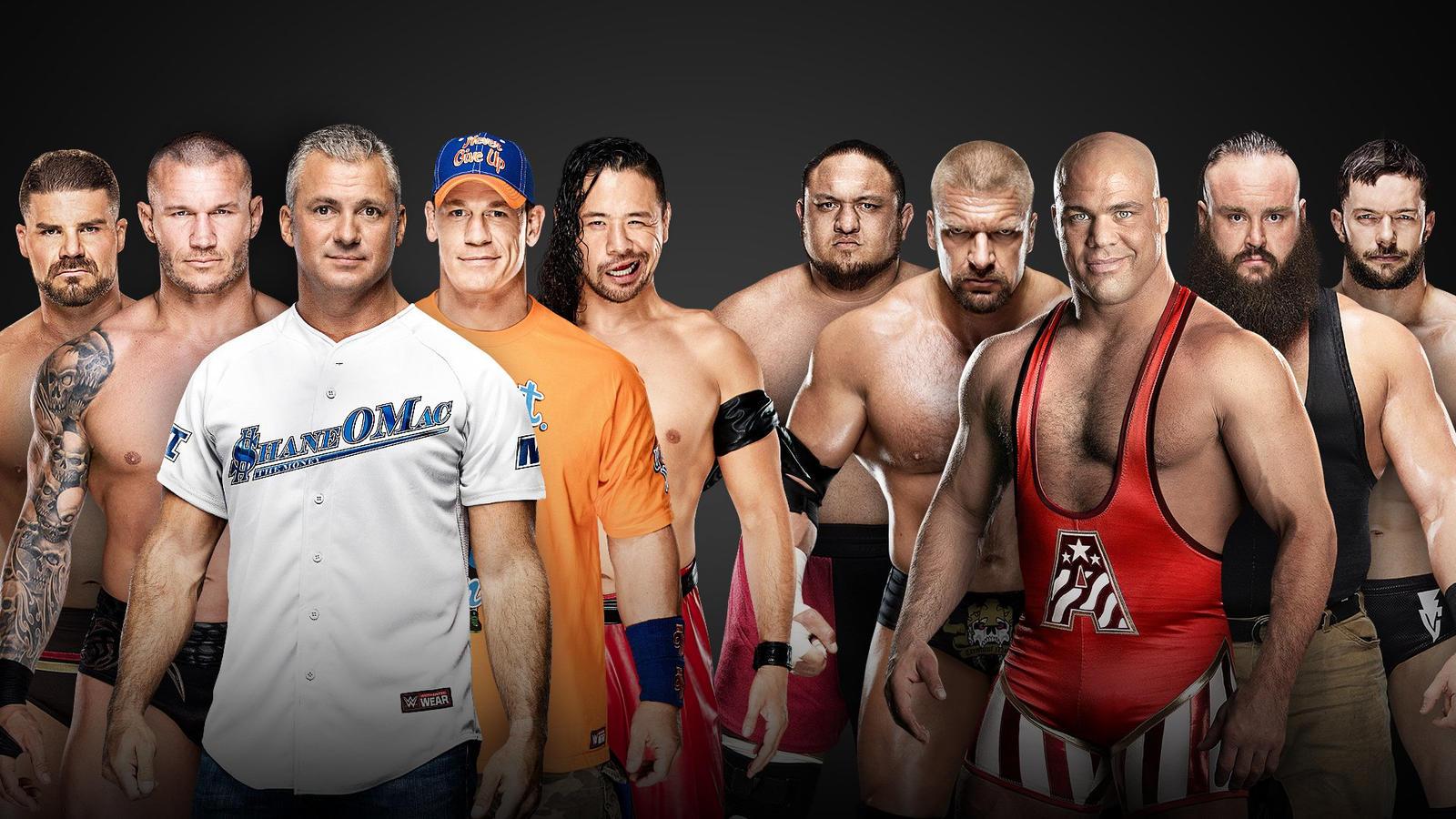 Triple H dołącza do drużyny RAW, zaaktualizowany skład walki RAW vs. SmackDown na Survivor Series