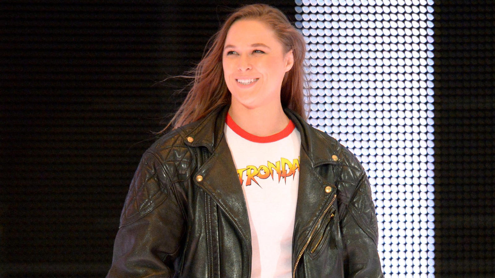 Rowdy Rondy Rousey WWE debut