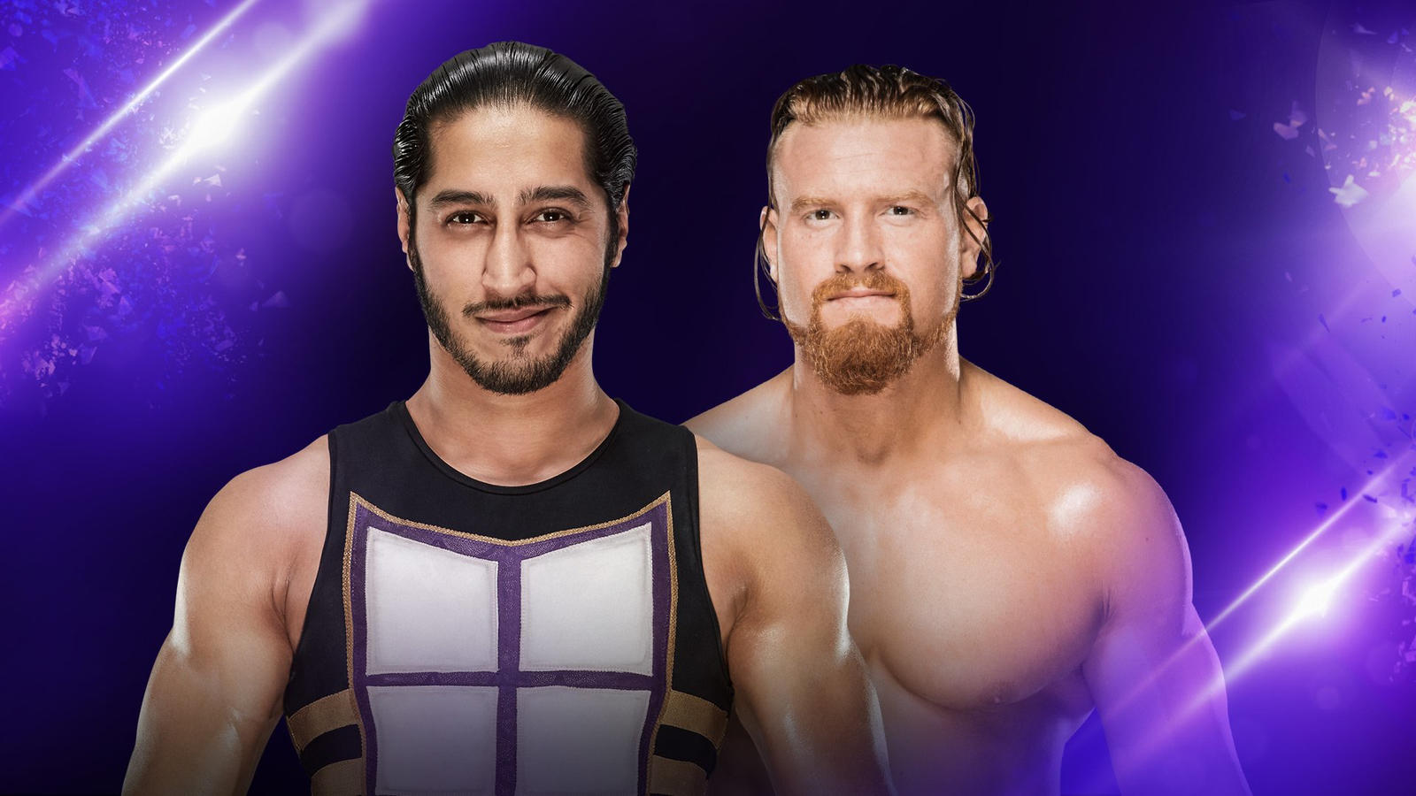 Will it be the Heart or the Secret that reaches the Cruiserweight Champion?