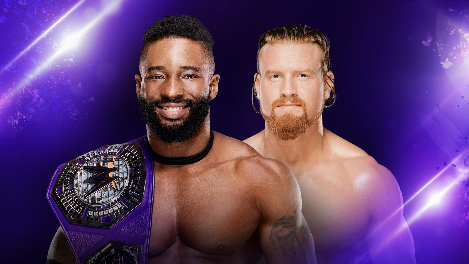 Who will leave tonight as Cruiserweight Champion?
