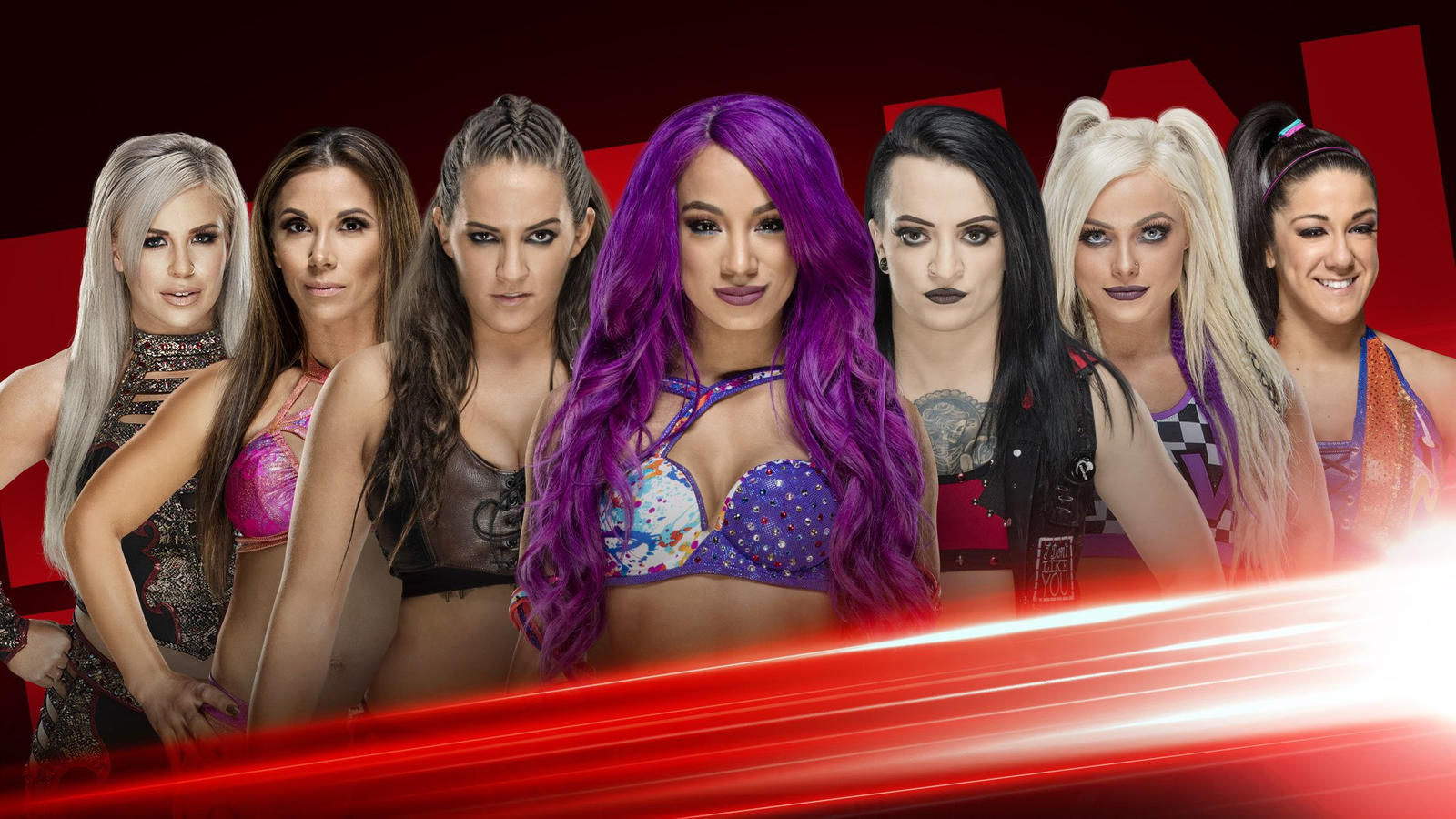 Only one woman can be the final Raw entrant!