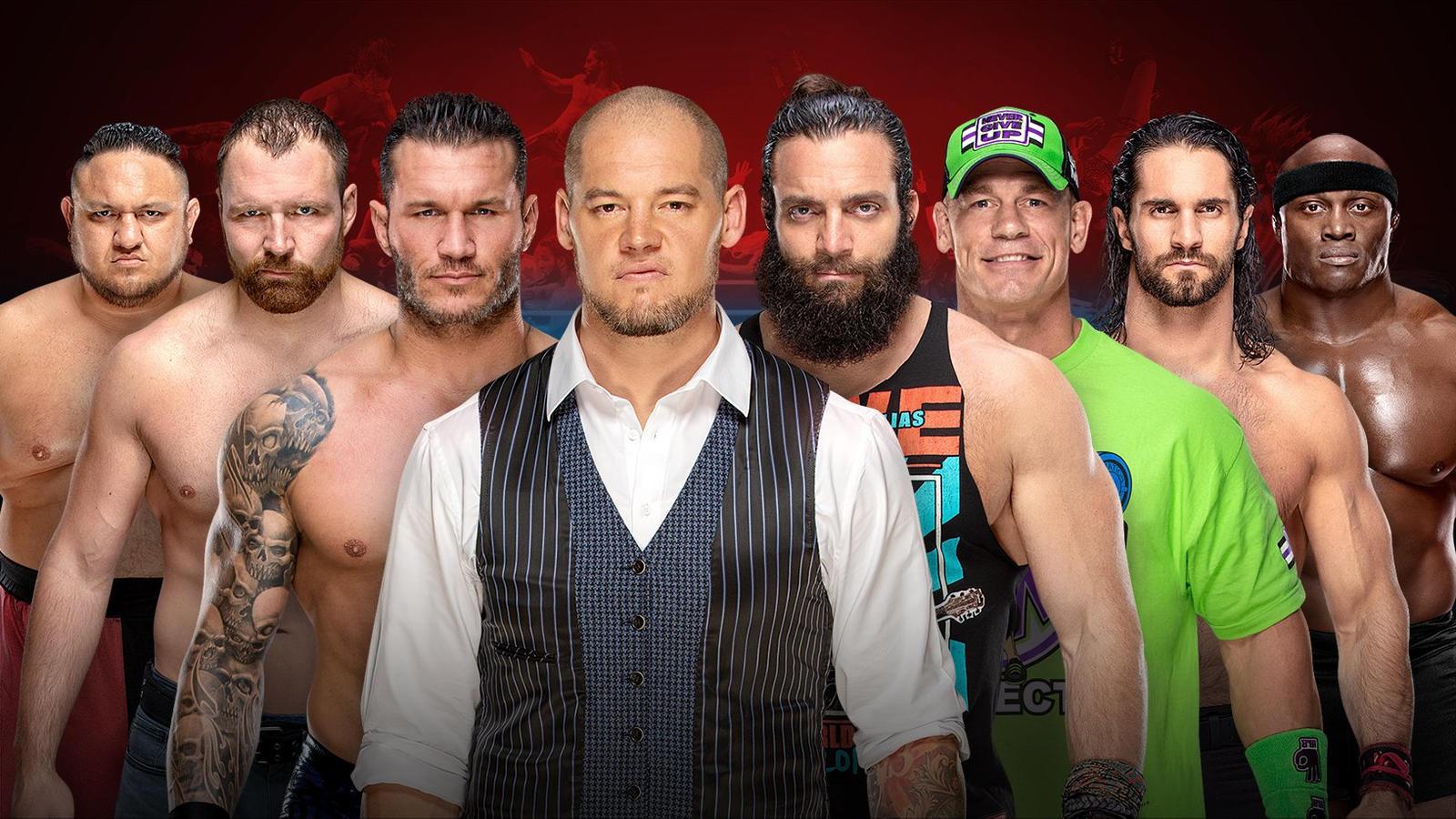 2019 Men's Royal Rumble Match