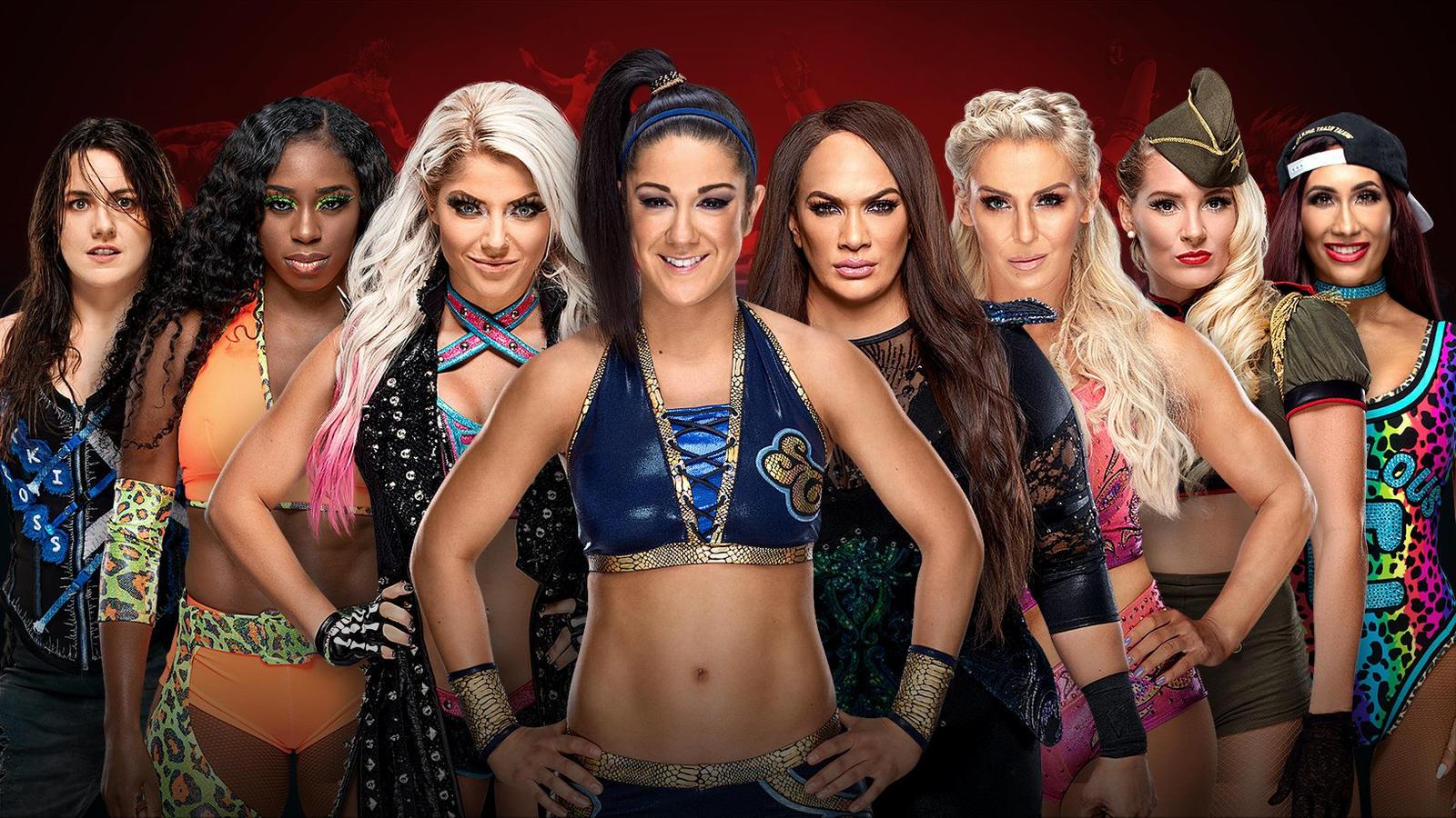 2019 Women's Royal Rumble Match