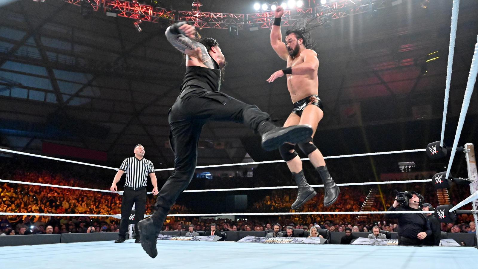 Малая посещаемость WWE Stomping Grounds