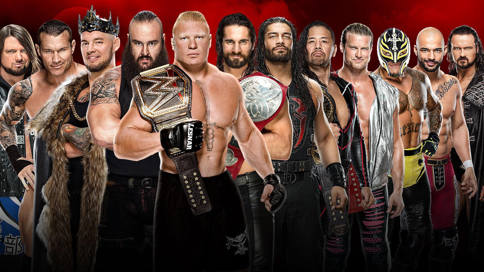 WWE Royal Rumble 2020 Match Card, Preview & Prediction 8