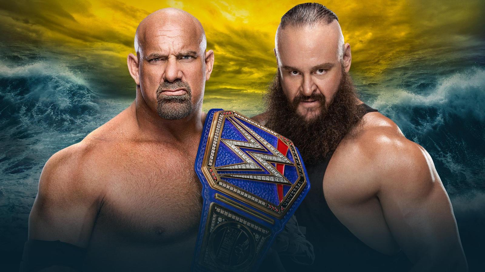 WWE Removes Roman Reigns From Wrestlemania 36; Goldberg's New Opponent Revealed 1
