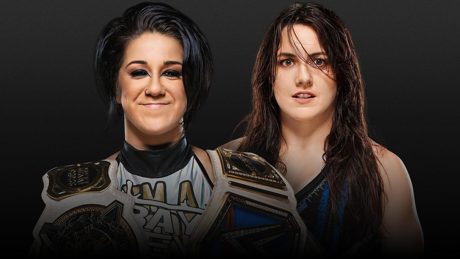 Bayley vs. Nikki
