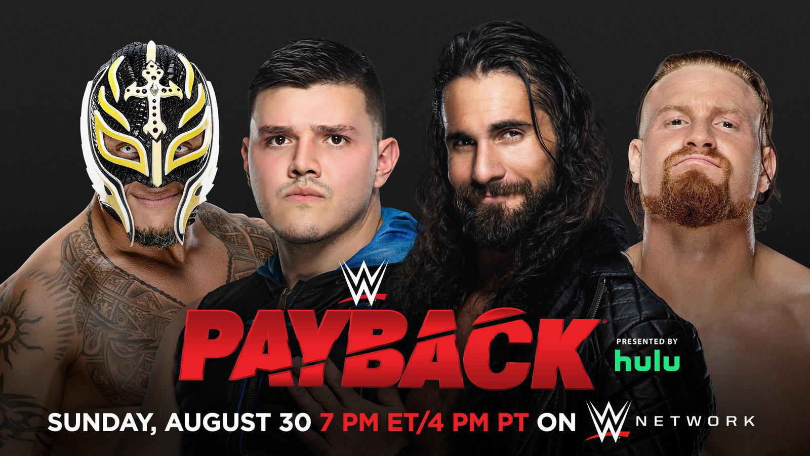 WWE Announces Rey And Dominik Mysterio vs. Seth Rollins And Murphy For Payback