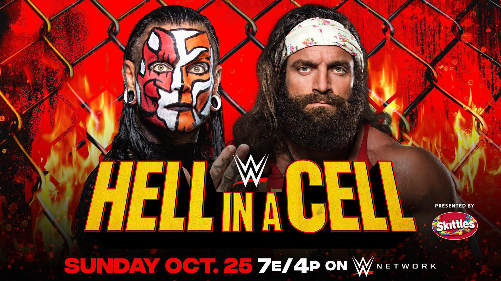 WWE Hell In A Cell 2020 Match Card, Preview & Predictions 1