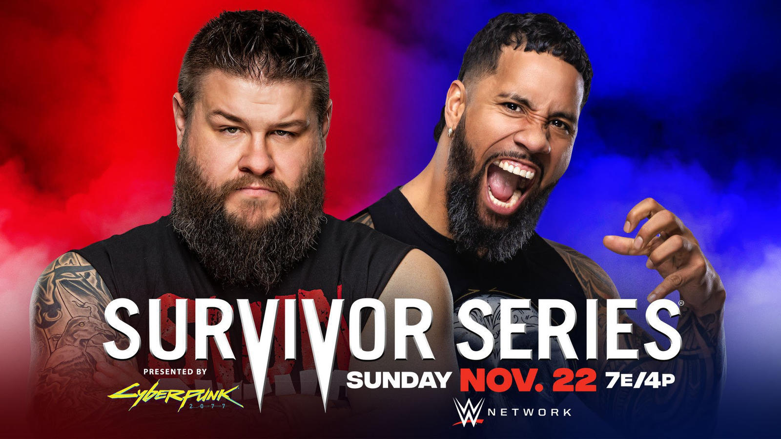 WWE Smackdown Team Members For Survivor Series 2020 & Title Match Announced 1