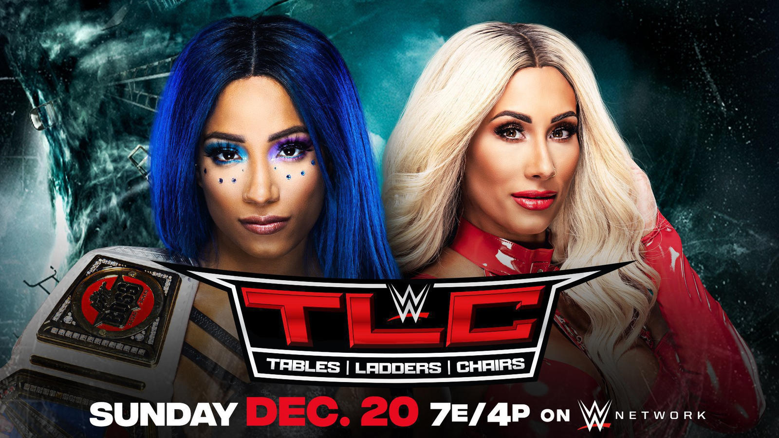 WWE TLC 2020: Four Matches Announced; Updated PPV Card 2