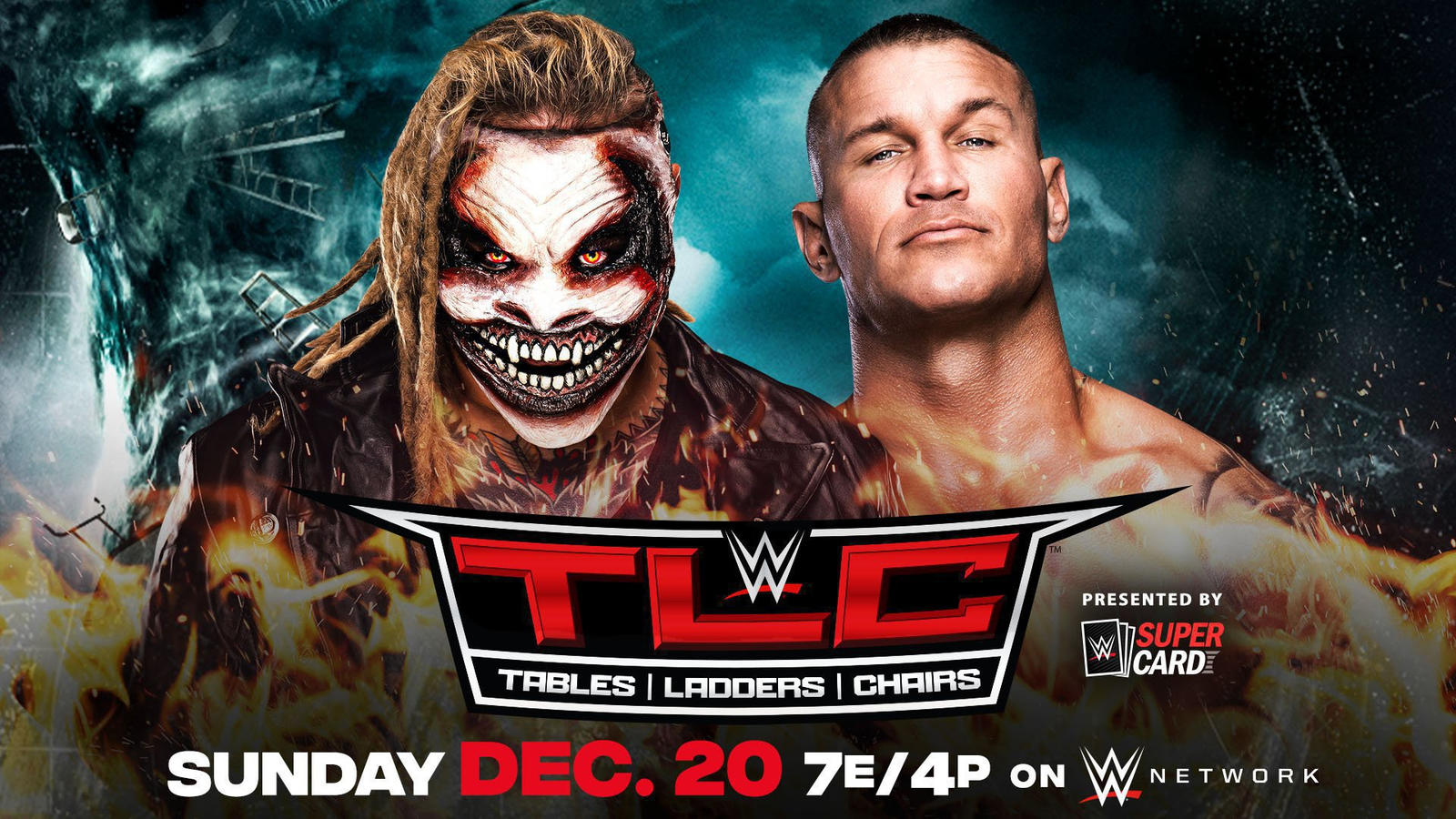 Firefly Inferno Match Announced For WWE TLC
