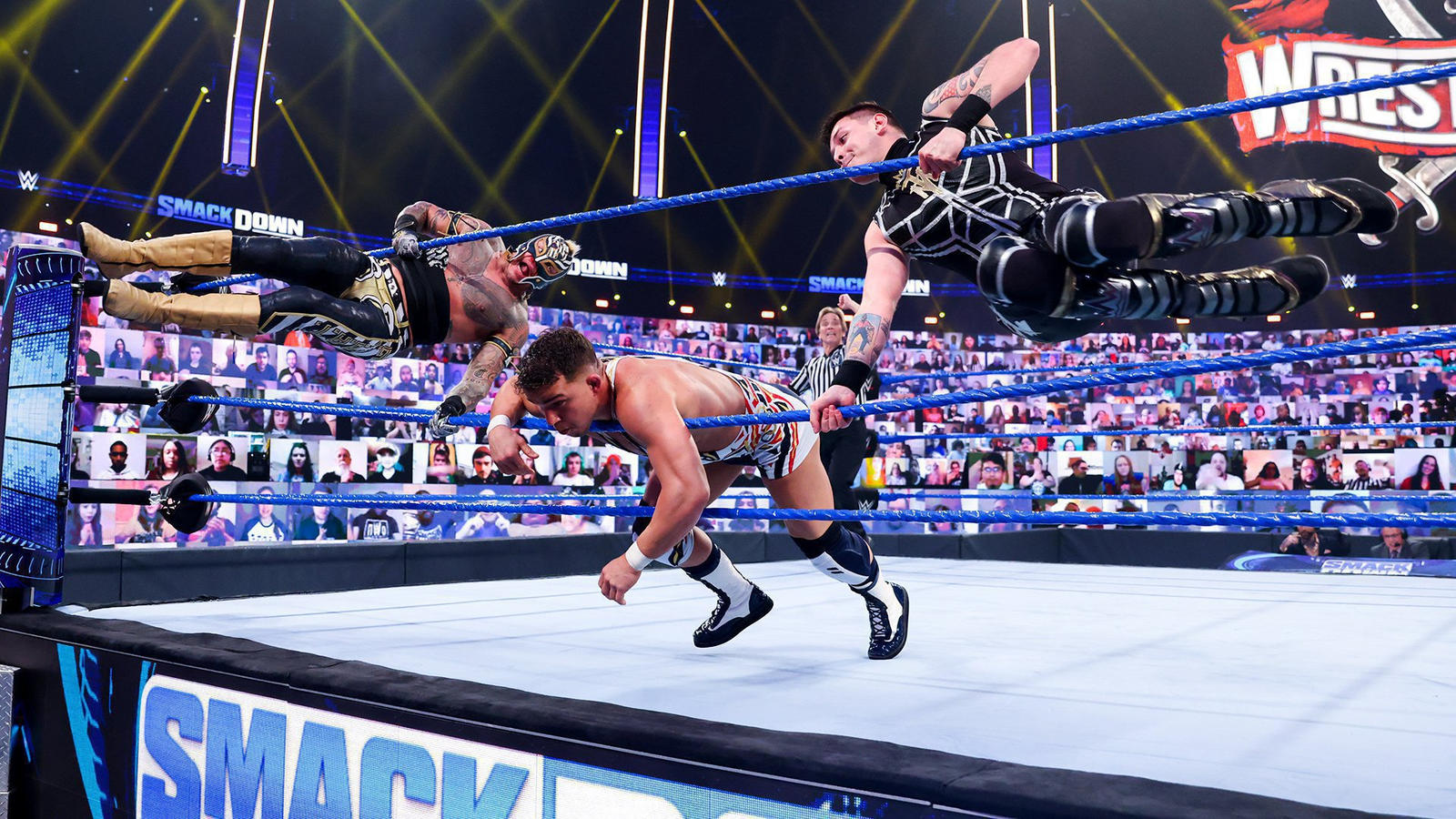 WWE Smackdown Results (26/02/21): Reigns Attacks Daniel Bryan; Wrestlemania announcement 2