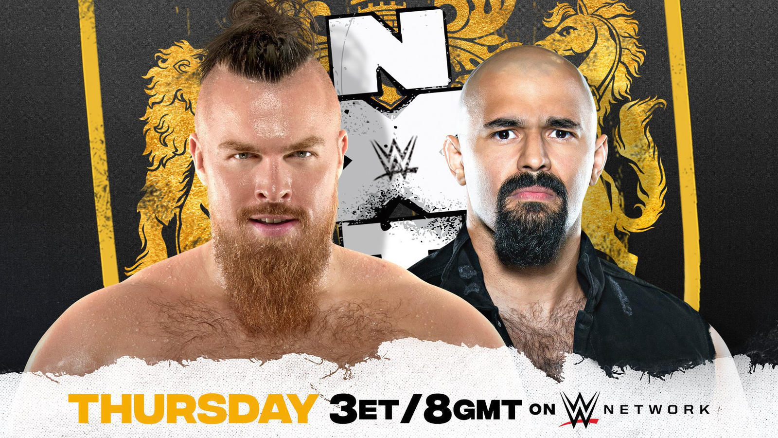 WWE NXT UK Live Ongoing Coverage