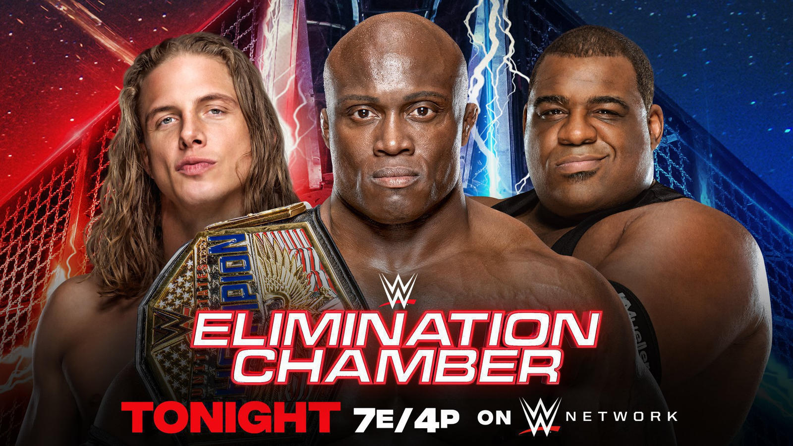 Keith Lee and Lacey Evans Reportedly Pulled From Tonight's WWE Elimination Chamber