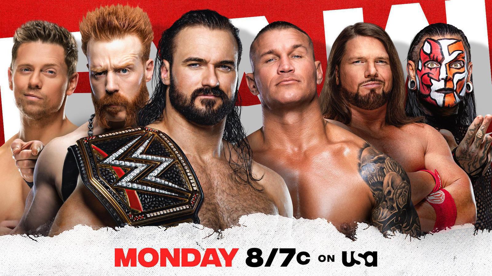 WWE RAW Results - February 15, 2021