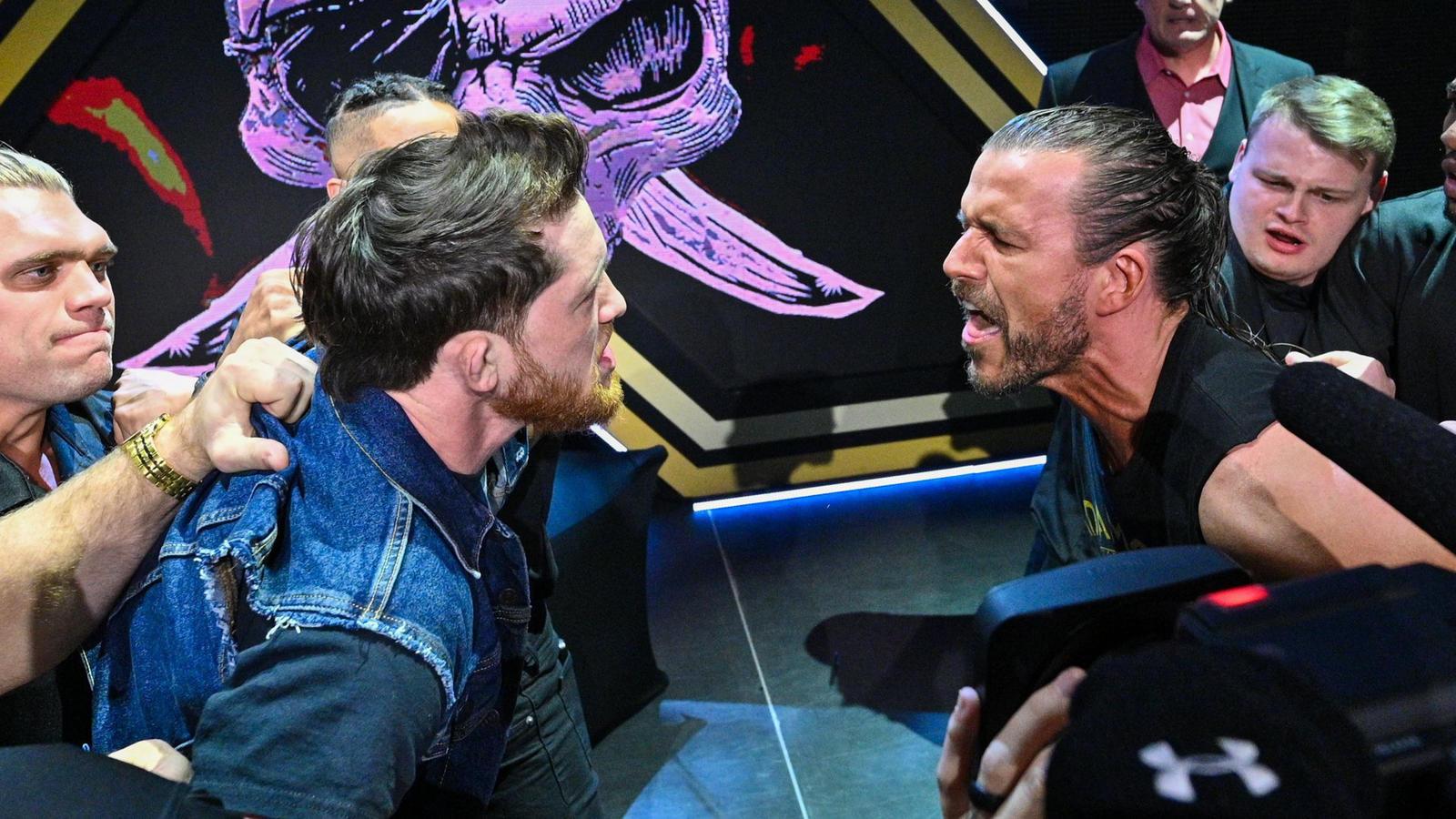 WWE NXT 24.03.2021