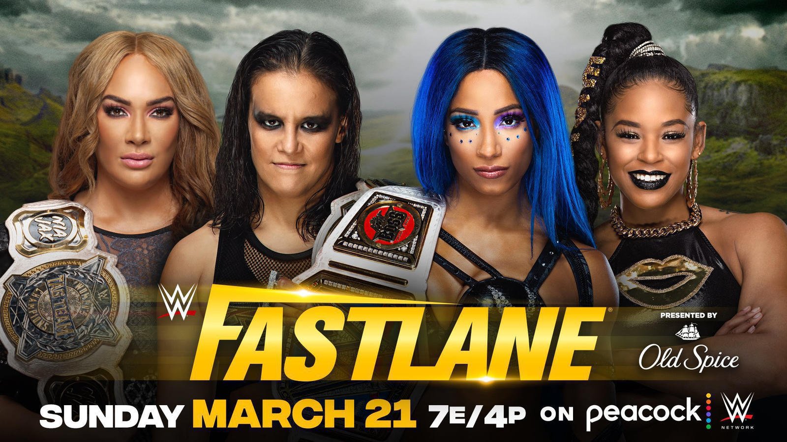 Women's Tag Team Championship Announced For Fastlane