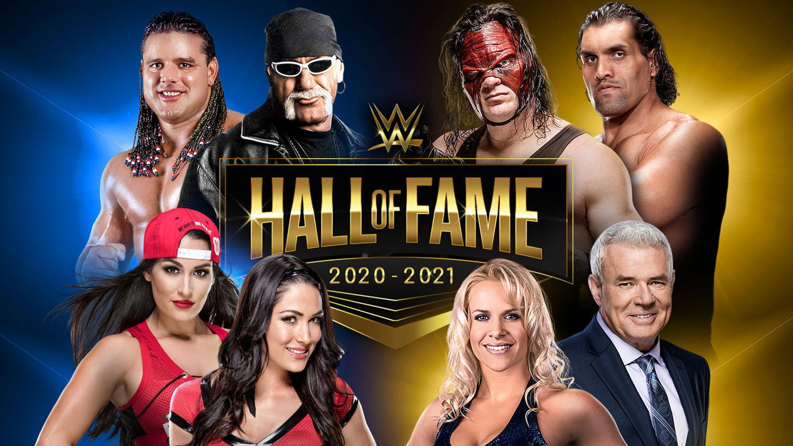 2020 - 2021 WWE Hall Of Fame Induction Ceremony