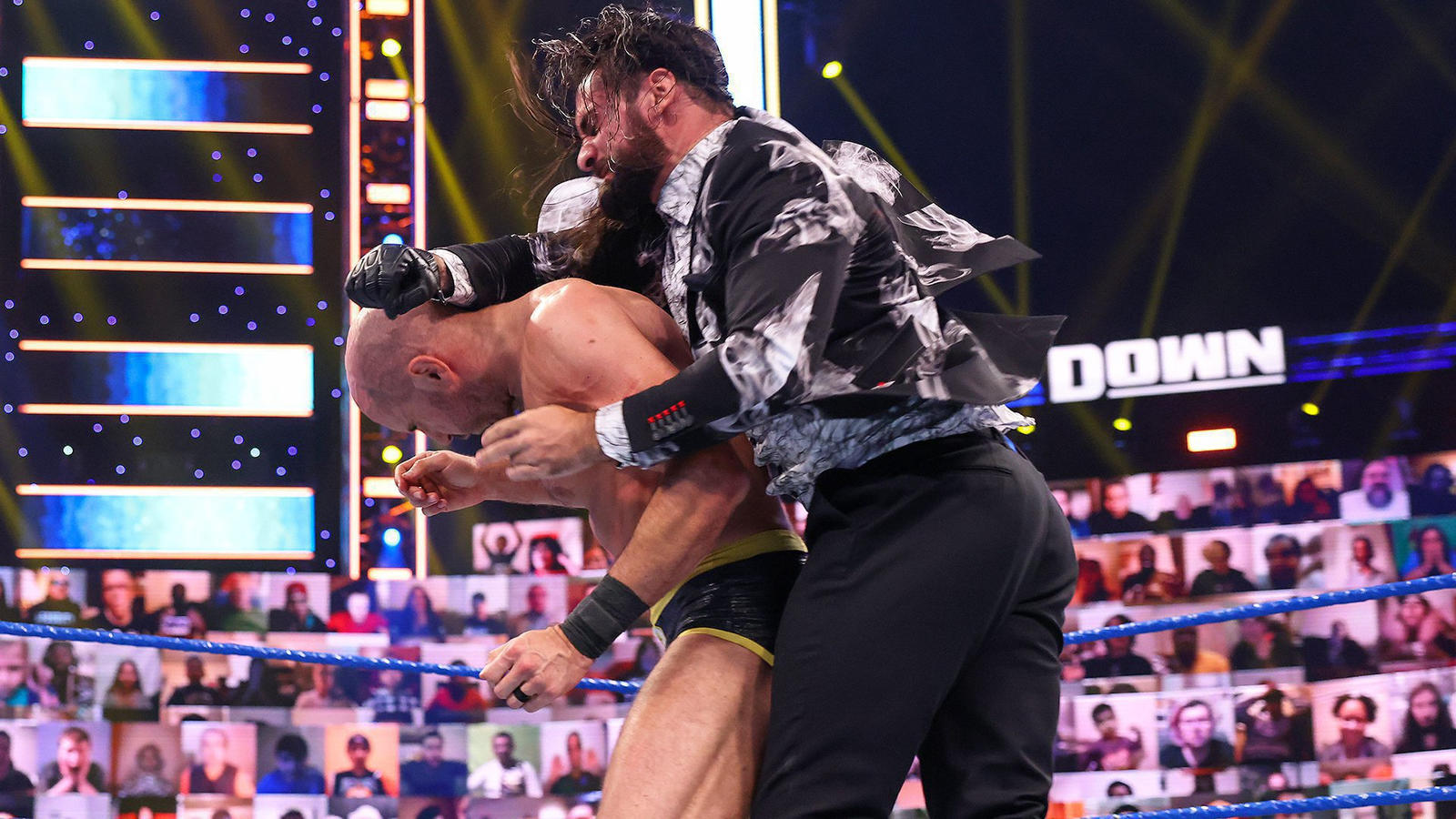 WWE Smackdown Preview (23/04/21): Wrestlemania Backlash Builds 179