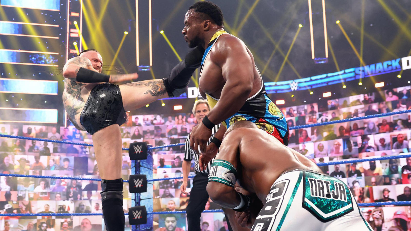WWE Smackdown Preview (28/05/21): The Usos In Action; Hell In A Cell Builds 108