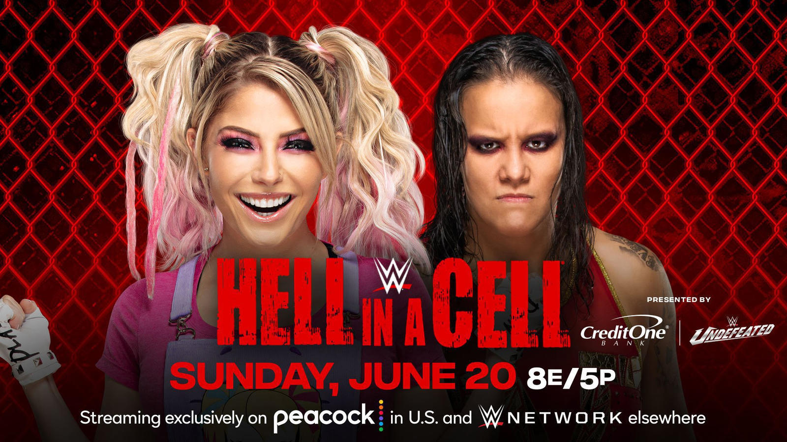 Alexa Bliss Announced For A Match At WWE Hell In A Cell 2021 18