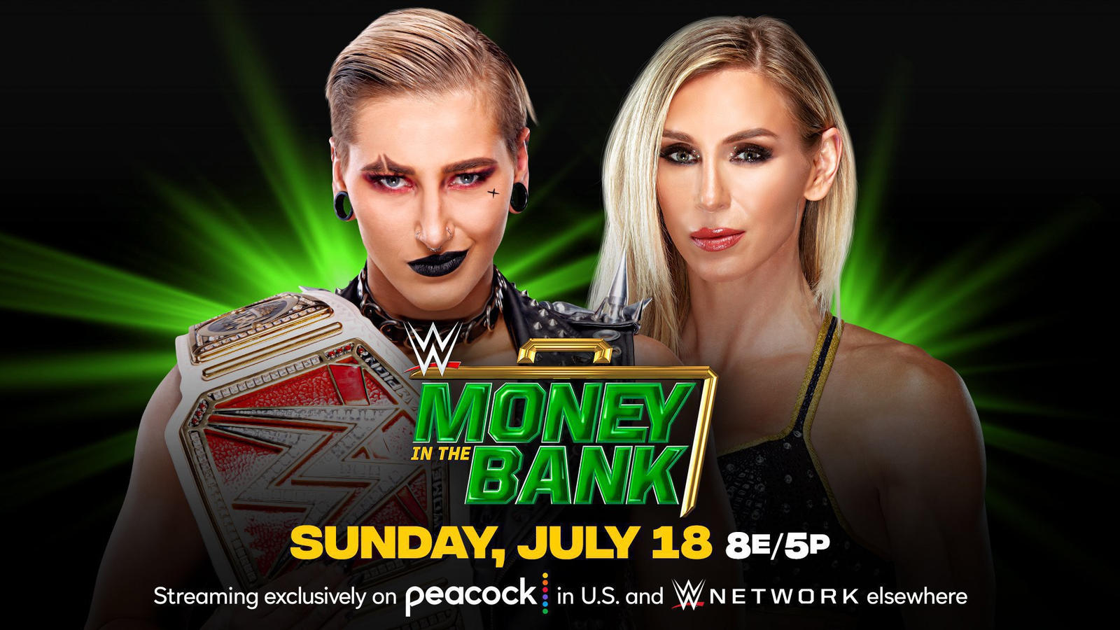 WWE Money In The Bank 2021: Two Title Matches; Ladder Match Participants Revealed 29
