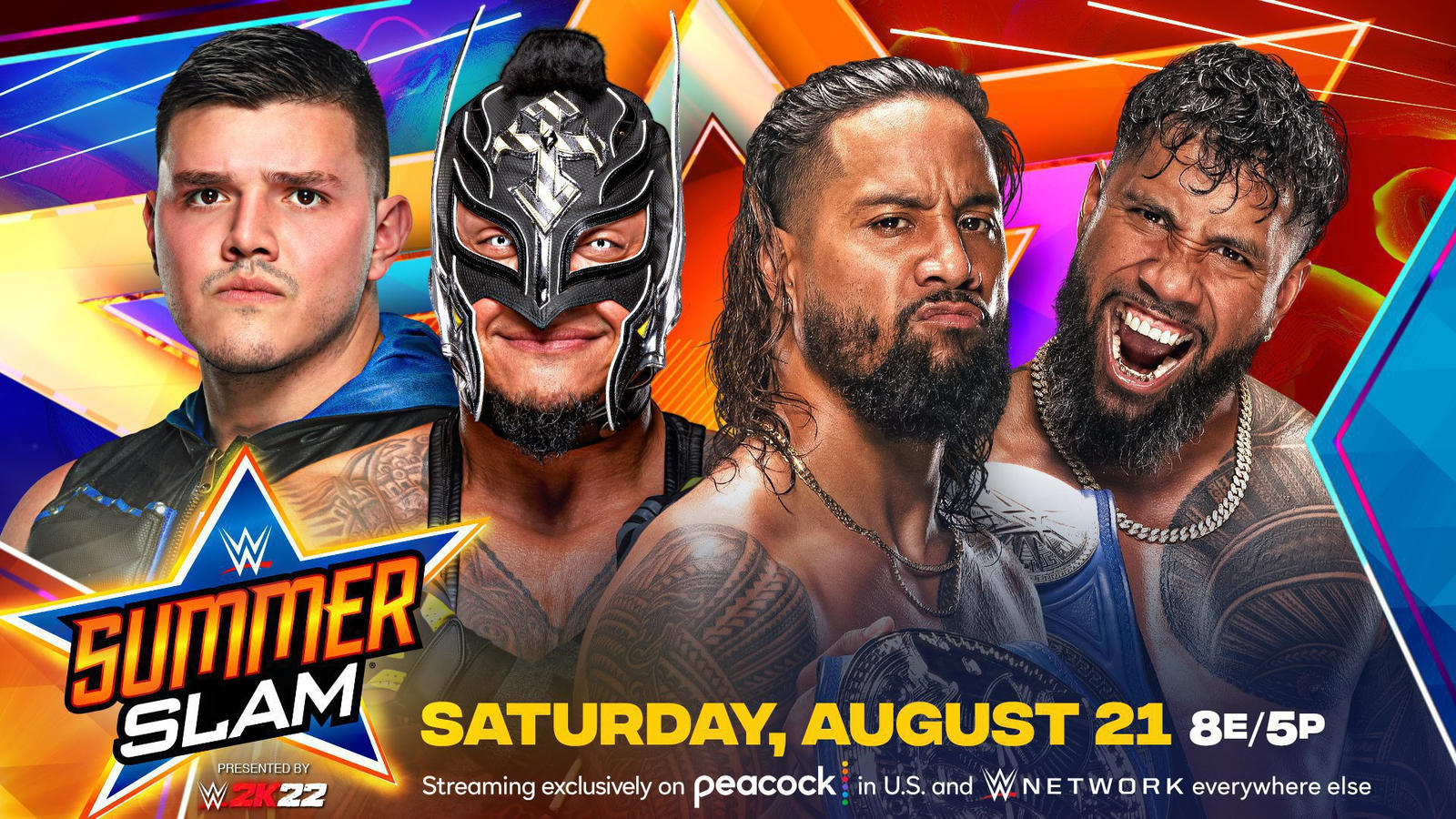 SmackDown Tag Team Titles Announced For SummerSlam