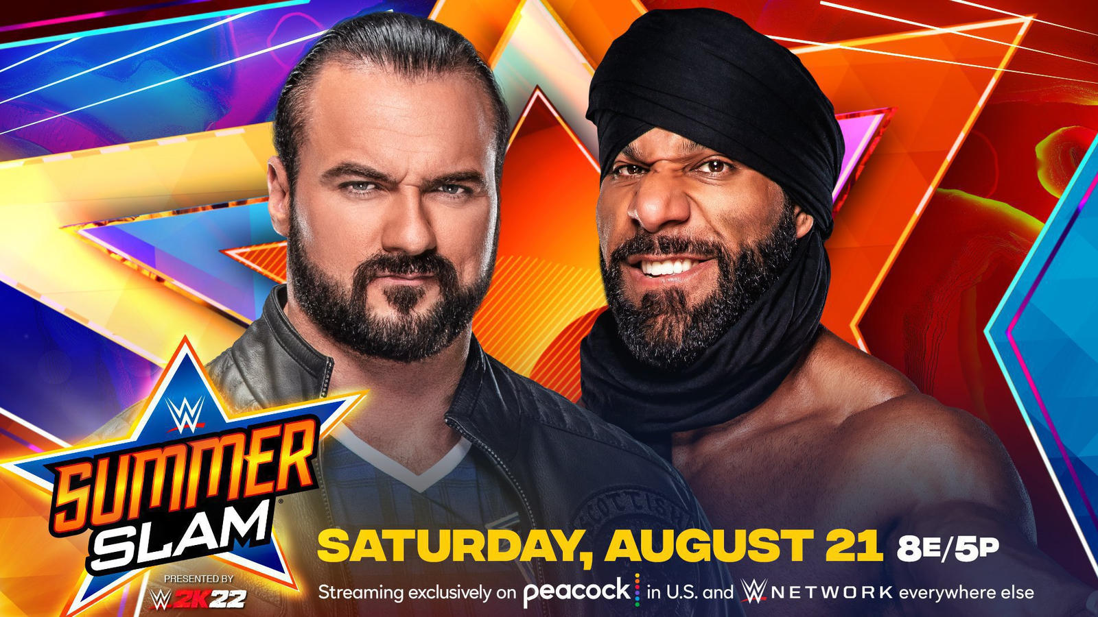 Big Title Change On WWE Smackdown: New Summerslam 2021 Match Revealed 60