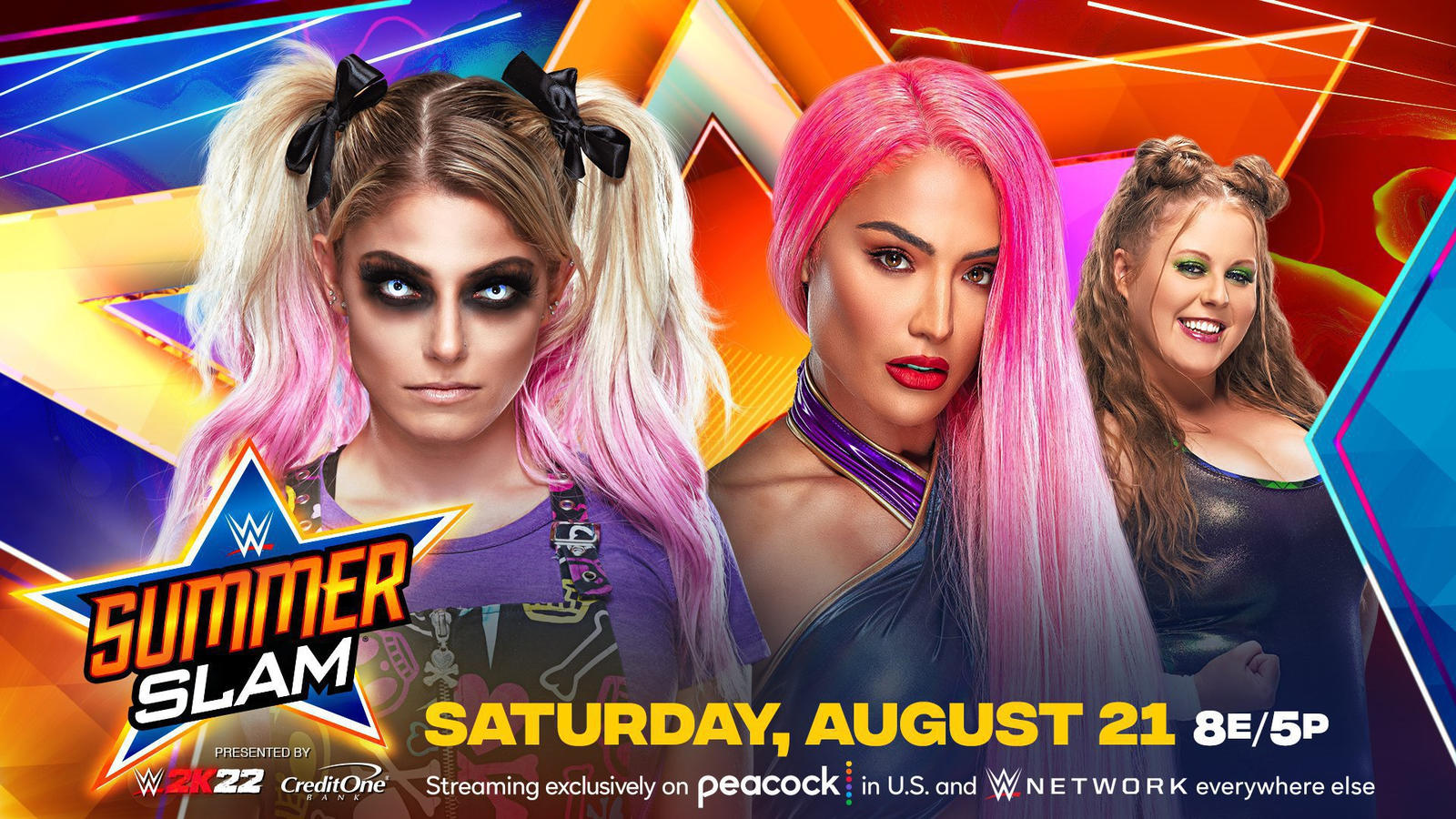 WWE Summerslam 2021: New Championship Match And More Announced 83