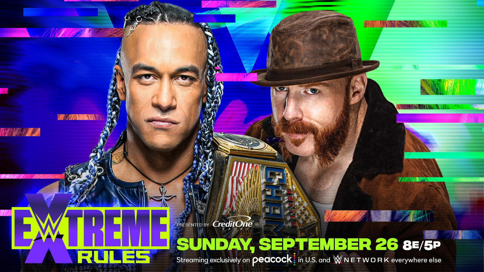 Damian Priest To Defend Against Sheamus At Extreme Rules