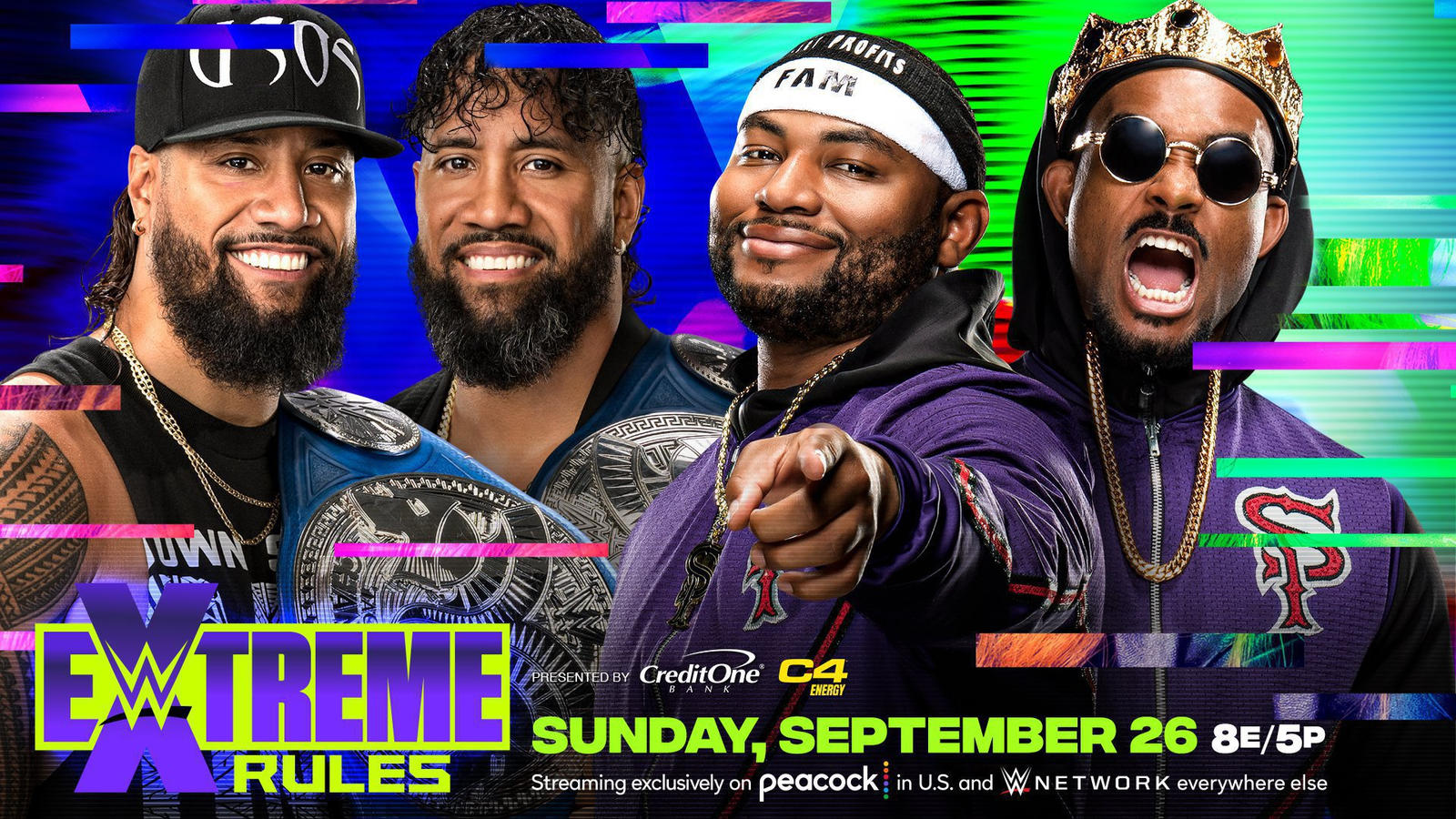 WWE Announces SmackDown Tag Team Titles For Estreme Rules
