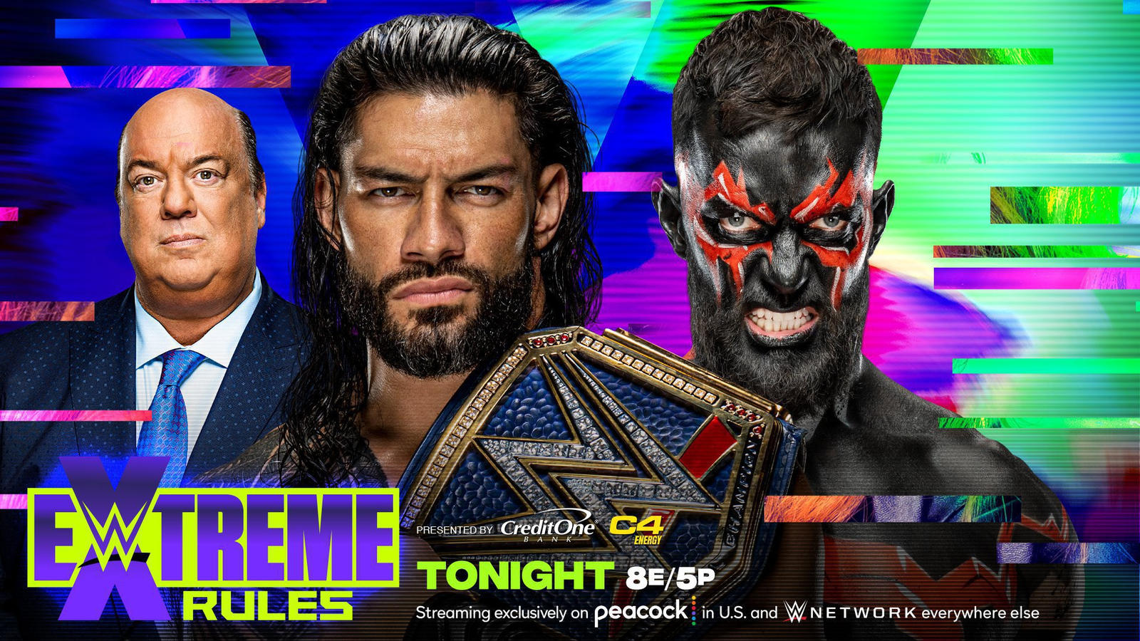 WWE Extreme Rules Results - September 26, 2021
