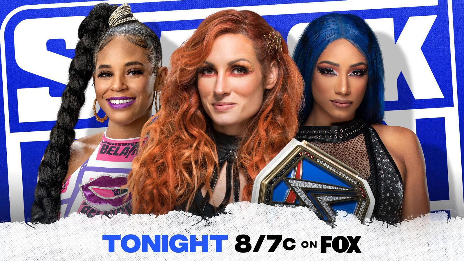 WWE SmackDown Results (10/8) San Jose, CA
