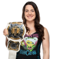 WWE Women's Tag Team Champion Nikki Cross