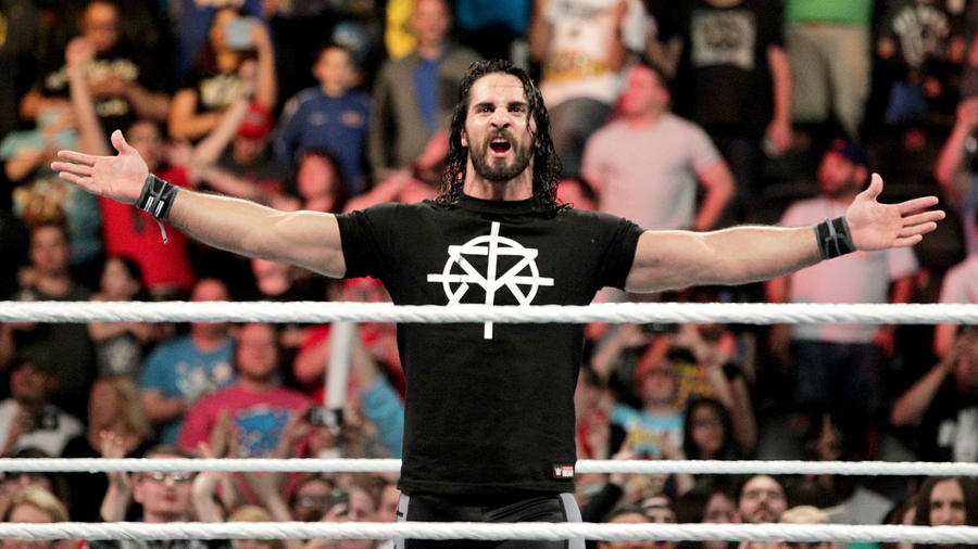 Image result for seth rollins 2016