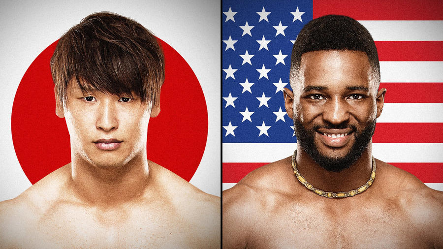 Kota Ibushi vs. Cedric Alexander (Second Round Match) | WWE