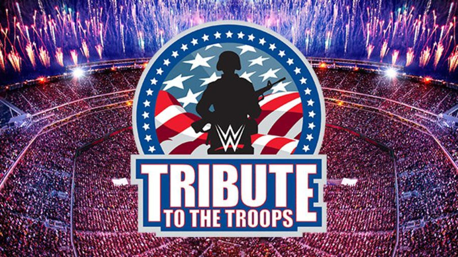 Результаты WWE Tribute to the Troops