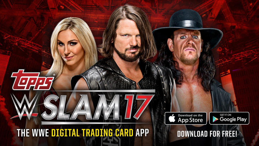 "Topps ""WWE Slam"" gets a huge new update 