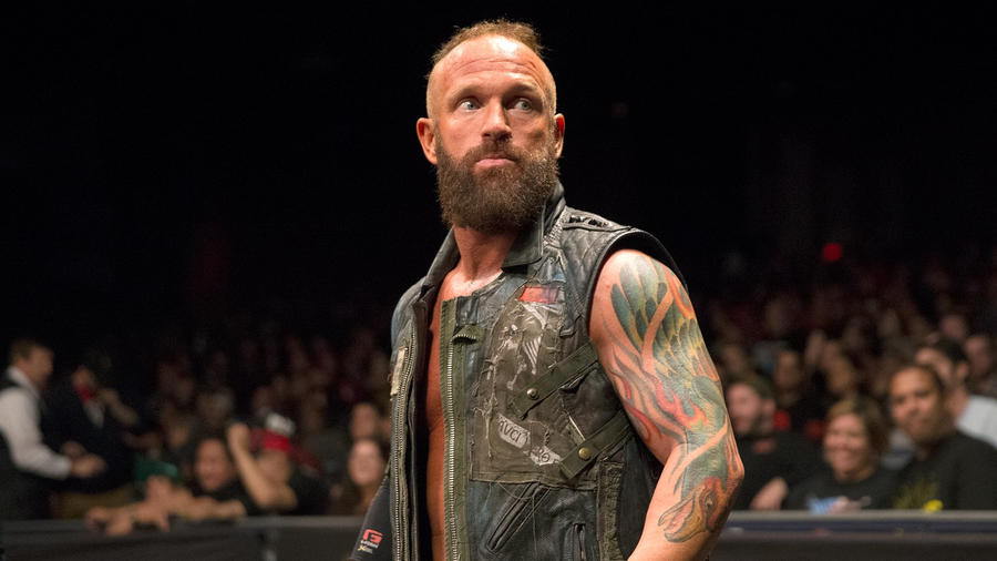 """Eric Young Says WWE """"Is A Disaster In How It's Organized"""""""