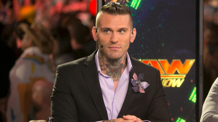 Image result for corey graves